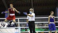 Кристиян Цветанов е европейски шампион по бокс