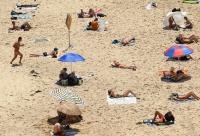 Сидни регистрира най-горещата ноемврийска нощ