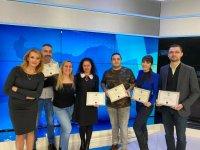 """Раздадоха годишните награди на """"Новини и актуални предавания"""" в БНТ"""