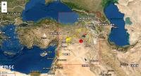 Земетресение със сила 5 по Рихтер разтърси Турция
