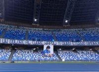 Стадионът на Неапол вече носи името на Диего Марадона