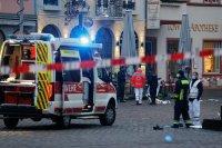 снимка 2 Кола се вряза в пешеходци в Германия, има жертви (Снимки)