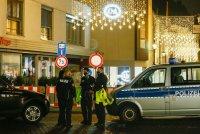 снимка 1 5 са жертвите в Трир, след като автомобил се вряза в пешеходци