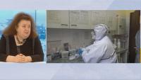 Вирусологът Радостина Александрова: Има случаи на повторна инфекция с коронавирус