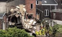 Експлозия избухна в сграда в Лиеж
