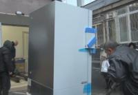В Бургас пристигна първият фризер за съхранение на ваксини срещу COVID-19