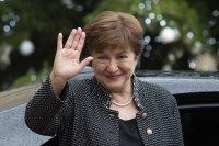 Кристалина Георгиева е сред първите 20 най-влиятелни жени на планетата