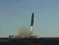"Ракетата ""Старшип"" на ""Спейс Екс"" се взриви по време на изпитание"