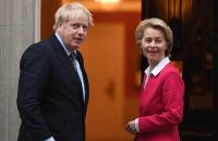 Урсула фон дер Лайен и Борис Джонсън ще разговарят в Брюксел
