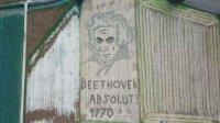 Създадоха най-големия портрет на Бетовен в поле край Верона