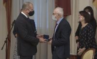 Милен Гетов празнува 95-и рожден ден