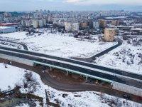 """Утре пускат движението по Южната дъга между """"Младост"""" и """"Горубляне"""""""
