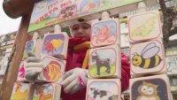 """8-годишната Лилия е едно от децата на """"Българската Коледа"""""""