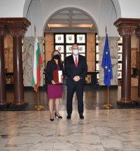снимка 4 Гешев награди прокурори от ВКП за образцово изпълнение на служебните задължения