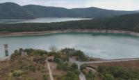"""Язовир """"Камчия"""" увеличава обема си след валежите от последните дни"""