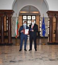 снимка 2 Гешев награди прокурори от ВКП за образцово изпълнение на служебните задължения