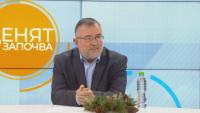 Д-р Чавдар Ботев: Дарителите на кръвна плазма са повече от възможността за даряване