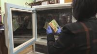 Нова машина за дезинфекция в библиотеката в Кюстендил