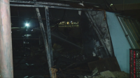 Изгоря заведение на Южния плаж във Варна