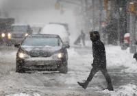 Части от САЩ и Япония са в снежен капан