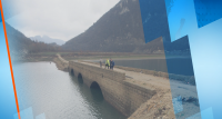 """Драстично е намален капацитетът на яз. """"Цонево"""" край Варна"""