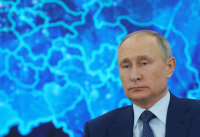 В годишната си пресконференция Владимир Путин призова за масова ваксинация