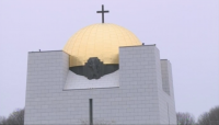 Изпочупиха осветлението на Пантеона на възрожденците в Русе