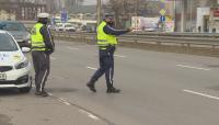 Акция на полицията срещу нарушения на пътя