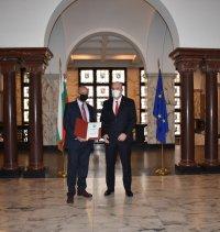 снимка 3 Гешев награди прокурори от ВКП за образцово изпълнение на служебните задължения