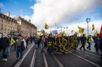 Протести във Франция заради закона за националната сигурност