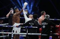 снимка 3 Кубрат Пулев загуби битката за световната титла по бокс от Антъни Джошуа (ОБЗОР)