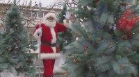 Приказна гора във Варна среща децата с Дядо Коледа и джуджетата