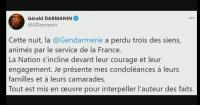 Трима убити полицаи във Франция, отзовали се на сигнал за домашно насилие