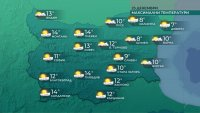 Започва повишение на температурите