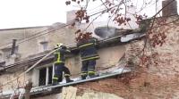 Спасиха болен младеж при пожар в Русе