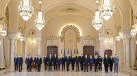 Парламентът одобри новото правителство на Румъния