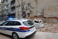 Три земетресения в Хърватия, има нанесени материални щети