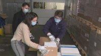 Във Франция и в Белгия също пристигнаха първи количества ваксини