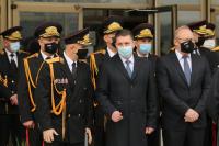 "Момчил Тошков е ""Полицай на 2020 година"""