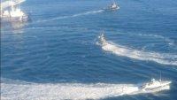 Руски кораб потъна в Баренцово море, издирват 17 души