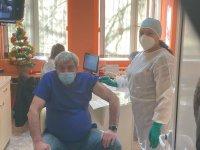 Започна ваксинирането и в Благоевград