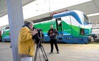 снимка 2 Новите локомотиви на БДЖ носят имена на български владетели