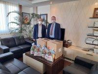 Българската дипломация продължава с дарителската акция в Северна Македония