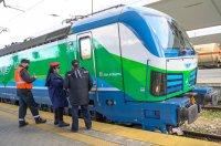 снимка 4 Новите локомотиви на БДЖ носят имена на български владетели