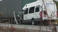Насрочиха дело срещу шофьора на тира, предизвикал тежката катастрофа край Лесово