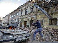 Ужасът в Петриня (Снимки)