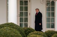Конгресът на САЩ отхвърли ветото на президента Тръмп върху бюджета за отбрана