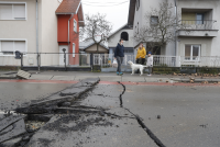 Ден на национален траур в Хърватия след тежкото земетресение