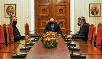 Румен Радев обсъди модернизацията на армията с адмирал Емил Ефтимов