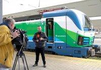 снимка 1 Новите локомотиви на БДЖ носят имена на български владетели